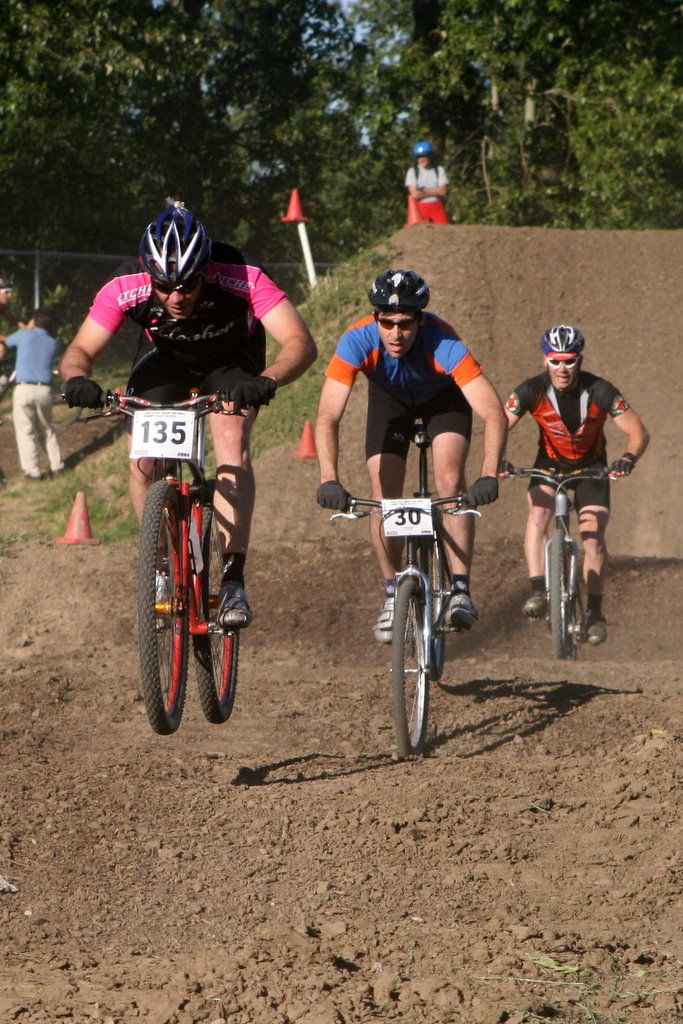 2007 PIR Short Track MTB Race Photos